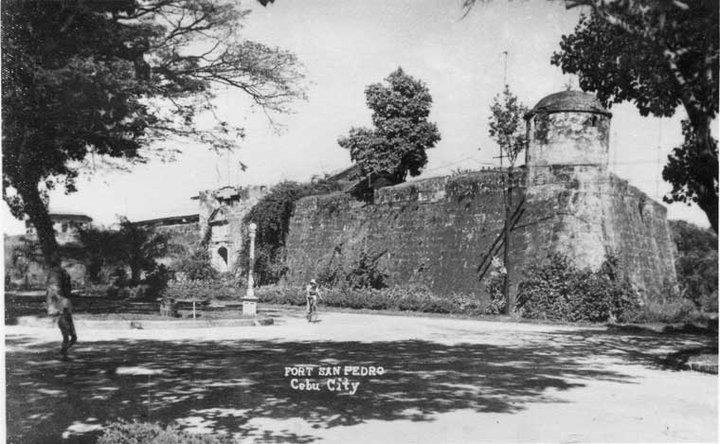 Le fort San Pedro de Cebu battit par les conquistadors espagnols en 1565.